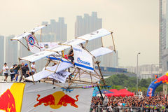 Red Bull Flugtag Hong Kong 2010 Royalty Free Stock Images