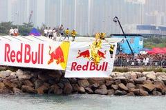 Red Bull Flugtag Hong Kong 2010 Stock Photo