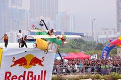 Red Bull Flugtag Hong Kong 2010 Royalty Free Stock Image