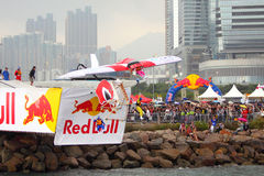 Red Bull Flugtag Hong Kong 2010 Royalty Free Stock Photos