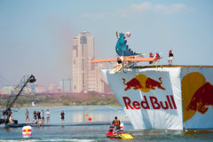 Red Bull Flugtag 2015 Stock Photography