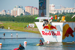 Red Bull Flugtag 2015 Royalty Free Stock Images