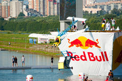 Red Bull Flugtag 2015 Stock Image
