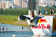 Red Bull Flugtag 2015 Royalty Free Stock Image