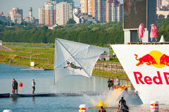 Red Bull Flugtag 2015 Stock Photos