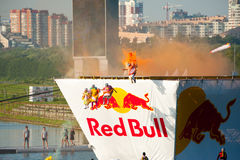 Red Bull Flugtag 2015 Royalty Free Stock Photography