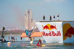 Red Bull Flugtag 2015 Royalty Free Stock Photos