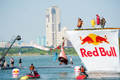 Red Bull Flugtag 2015 Stock Photo