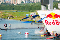 Red Bull Flugtag 2015 Stock Images