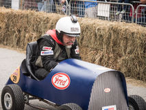Red Bull Fred Racer Photos stock