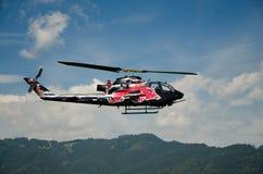 Red Bull helikopter Obrazy Stock