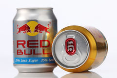 Red bull Royalty Free Stock Photography
