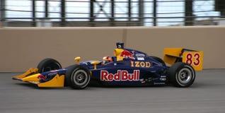 Red Bull-Laufen lizenzfreies stockfoto