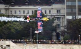 Red Bull-Luft-Rennen Stockfoto