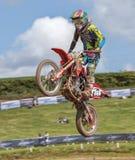 Red Bull-ProangehörigeMotocross 2012 lizenzfreie stockfotografie