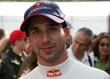Red Bull Racing Neel Jani Stock Photo