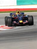 Red Bull Racing RB3 Mark Webber Australia F1 Sepan Royalty Free Stock Images
