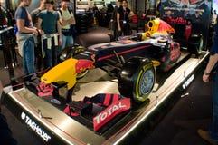 Red Bull RB10 en Ginebra 2016 Fotos de archivo libres de regalías
