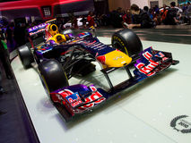 Red Bull RB8 in Geneva 2014 Royalty Free Stock Photos
