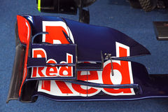 Red Bull RB7 racing car Stock Images