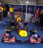 Red Bull RB7 racing car Stock Image