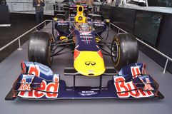 Red Bull RB8 F1 Royalty Free Stock Photo