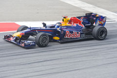 Red Bull Renault Formula One Racing Team Stock Image