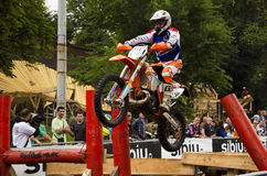 Red bull romaniacs 2015 Stock Image