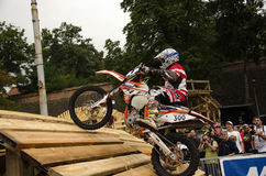 Red bull romaniacs 2015 Stock Images