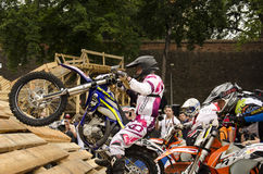 Red bull romaniacs 2015 Royalty Free Stock Images