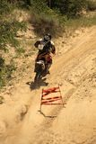 Red Bull Romaniacs, hard enduro rally Stock Photo