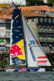 Red Bull Sailing Team compete Stock Photography