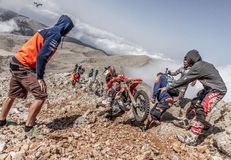 Red Bull Sea To Sky 2016 Stock Images
