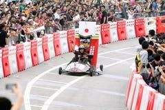 Red Bull Soapbox Hong Kong 2012 Stock Photography