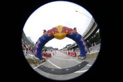 Red Bull Soapbox Hong Kong 2012 Stock Images