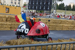 Red Bull Soapbox Race Royalty Free Stock Images