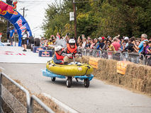 Red Bull Soapbox Rafters Stock Image