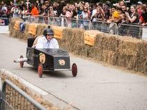Red Bull Uber Coffin Racer Stock Photo