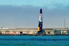 Red Bull ungdomAmerika övning för kopp Royaltyfria Bilder
