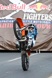 Red Bull X Fighters Royalty Free Stock Photos