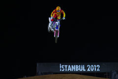 Red Bull X-Fighters Royalty Free Stock Photos