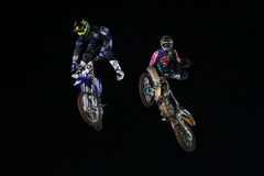 Red Bull X-Fighters Royalty Free Stock Photography