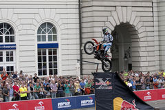 Red Bull X Fighters Jams Royalty Free Stock Photo