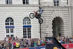 Red Bull X Fighters Jams Stock Image