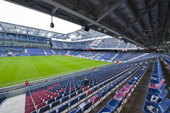 Red Bulls Stadium Stock Image