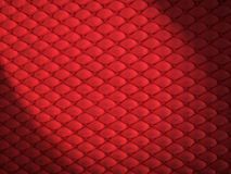 Red Bump Background Royalty Free Stock Image