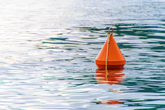 Free Red Buoy On The Sea Waves Stock Image - 74789721