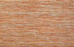 Red burlap surface detail Royalty Free Stock Image