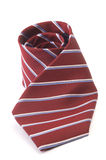 Red business tie Stock Photos