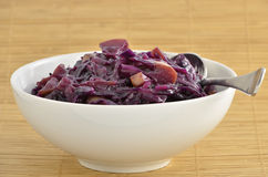 Red cabbage Royalty Free Stock Photo
